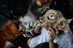 Pin for Later: Whoa! Harry Potter Fans REALLY Stepped Up Their Costume Game For Cursed Child Dobby
