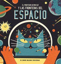El Profesor AstroCat y la Fronteras del Espacio