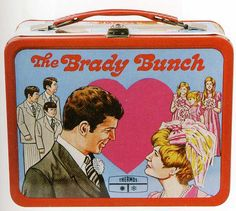 Metal lunchboxes - My weakness is collecting old metal lunchboxes, they are expensive but bring back old memories & this one is my fav.