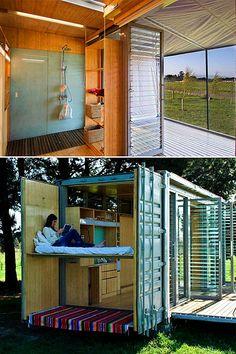 Super fantastic mobile home