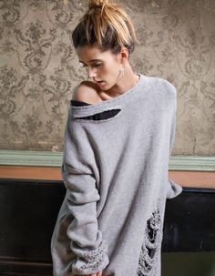 Sweter GRUNGE LOVE