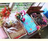 Trousseau Packing, Wedding Decorations, Diet, Wedding Decor, Banting, Diets, Per Diem, Food