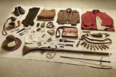 Thom Atkinson Photographer | Soldier's inventories - Musketeer 1600s
