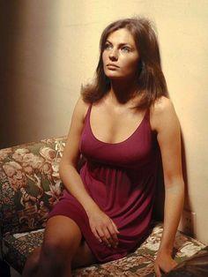 Jacqueline Bisset, 1968 by Ron Galella