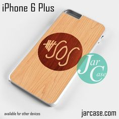 5 seconds of summer wood Phone case for iPhone 6 Plus and other iPhone devices