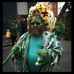 Beware the little green men