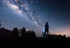 Astronomy for Beginners: Tips on How to Start Stargazing - Thrillist Astronomy Quotes, Astronomy Tattoo, Astronomy Facts, Astronomy Pictures, Space And Astronomy, Dark Site, Backyard Camping, Light Pollution, Look At The Stars