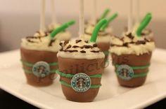 Starbucks cake pops