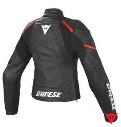Dainese Leather Jacket Laguna Evo Pelle Lady - back