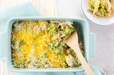 Recipe: Easy Chicken and Rice Casserole