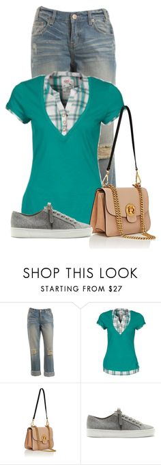 """""""Untitled #22731"""" by nanette-253 ❤ liked on Polyvore featuring Wet Seal, QS by s.Oliver, Chloé and 1.State"""