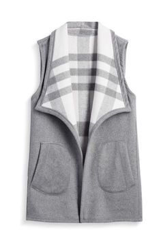 This looks so comfy. I love the slight pattern