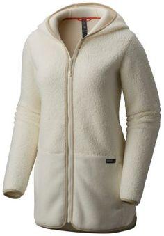 f541d220a25 Women's Warmsby Fleece Hooded Parka | Mountain Hardwear Mountain Hardwear,  Athleisure Wear, Hooded Parka