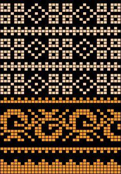 Узоры для варежек. Обсуждение на LiveInternet - Российский Сервис Онлайн-Дневников