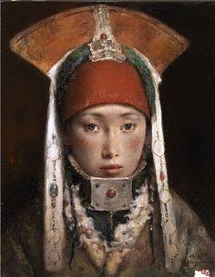 Tang Wei Min (唐伟民; b1971, Hunan Province, China)