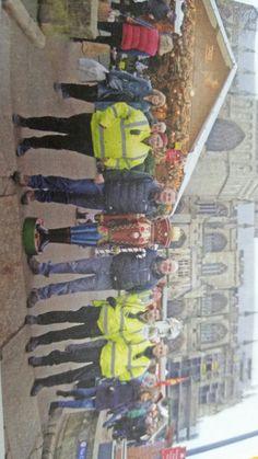 Market Trade News- January 2015 Exeter Christmas Market 2014 making fab headlines