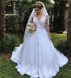 Long Sleeve Wedding Dresses Sexy Ball Gown White Bohemian Wedding Gowns Price : Ends on : [re White Bridal Dresses, Sexy Wedding Dresses, Wedding Dress Sleeves, Elegant Wedding Dress, Perfect Wedding Dress, Cheap Wedding Dress, Bridal Gowns, Wedding Gowns, Sexy Dresses