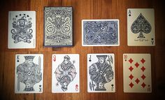 Deck View: Joker and the Thief Playing Cards | Kardify : Playing Cards News