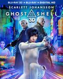 Ghost in the Shell [Includes Digital Copy] [3D] [Blu-ray] [Blu-ray/Blu-ray 3D] [2017]