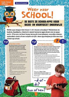 De 25 beste school-apps voor basis- en voortgezet onderwijs 21st Century Classroom, Social Media Apps, Tablets, Kids Education, Coaching, Learning, Digital, Ipads, Iphone