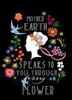 Beautiful words... #WednesdayWisdom  #MotherEarth coffeepearlsandpoetry