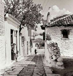 Greece Pictures, Skiathos, Vintage Pictures, Old Photos, Beautiful Places, Greek, Memories, Roots, Past Life