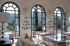 Castello di Reschio, Luxury Italian Villa for Rental, Umbria, Italy Italian Home, Italian Villa, Italian Mansion, Houses Architecture, Interior Architecture, Villa Design, House Design, Deco Spa, Casa Milano