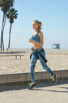 2016 line of superchic activewear from Forever 21 that would make any fitness-lover swoon. From mesh tanks to crop tops and leggings, the collection is perfect for women who want to bring a little extra style to the gym.