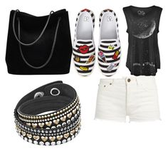 """Untitled #1"" by dizdarevicnermina ❤ liked on Polyvore featuring Yves Saint Laurent, BP. and Gucci"
