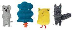 Creatures van Donna Wilson