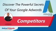 Adwords Competitor Analysis Reveals Powerful Secrets - Digital Marketing Agency