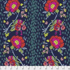 FreeSpirit presents Peony Path in Morning as part of the Flower Market collection by Courtney Cerruti for Anna Maria's Conservatory. Anna Maria Horner, Anna Marias, Free Spirit Fabrics, Andover Fabrics, Flower Market, Morning Flowers, Conservatory, Gorgeous Fabrics, Surface Design