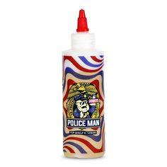 Police Man E liquid by one hit wonder e juice