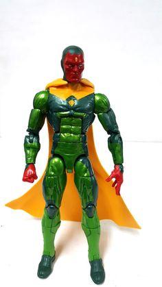 Marvel Legends Infinite Series BAF HulkBuster: Marvel's Vision Action Figure