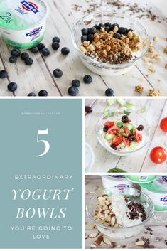 5 Extraordinary Yogu