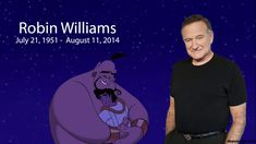Robin Williams Dead at 63.  He dealt with deep pain that no amount if fame and success could possibly heal.