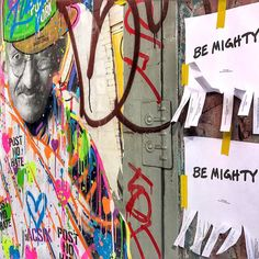 In a gentle way you can shake the world. - Gandhi #saturday #lowereastside #instagood #instamood #gandhi #postnohate #postnobills #pnb #BEMIGHTY