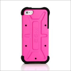 ESM iPhone 5S Heavy Duty Anti Shock Drop Defend Protection Case