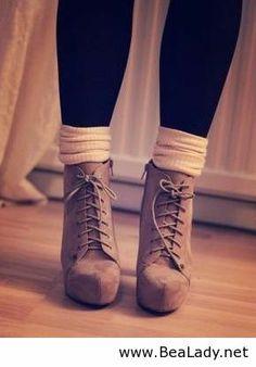 Fall boots - BeaLady.net