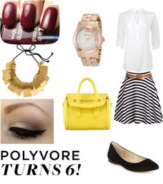 """""""Classic With A Twist"""" by faith-nneka-odigbo on Polyvore"""