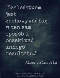Co mówi do Ciebie: Albert Einstein