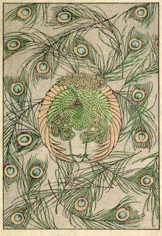 PEACOCK'S GARDEN: Illustrations