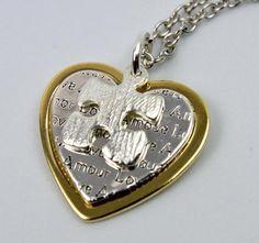 Beautiful Autism necklace!