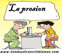 La presion – Chistes