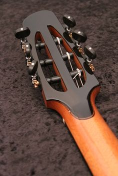 Nylon String Guitars - Handcrafted by Luthier Tom Bills Guitar Diy, Cool Guitar, Home Music, Fender Acoustic, Classical Acoustic Guitar, Archtop Guitar, Electronic, Guitar Parts, Guitar Building