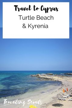 In the occupied territory in the north of Cyprus is a beautiful and untapped oceanic resource, Turtle Beach. Check out what it's like to have an entire beach to yourself. Also, check out beautiful Kyrenia! Click to see more or save this pin. More at Traveling Seouls