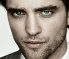 Edward Cullen :) I've always had a thing for vampires and now they make them sweet and protective