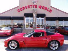 New corvettes - corvette world austin