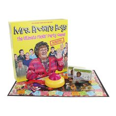 Mrs Browns Boys Board Game
