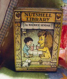 Julia's Bookbag: maurice sendak's nutshell library
